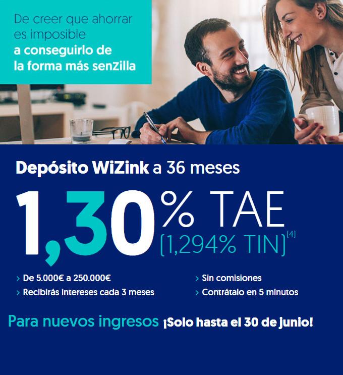 Depósito Wizink